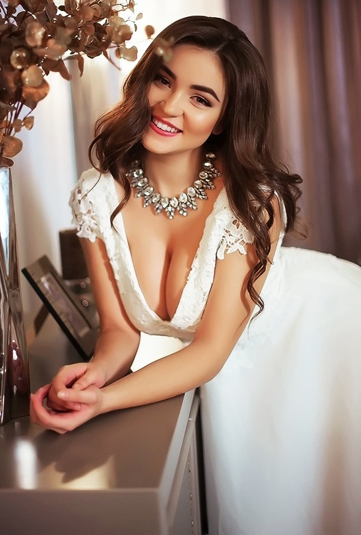 Russian woman dating online