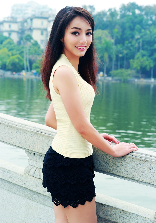 ID 38586 Single Chinese lady Yu, 35 years old from Nanning