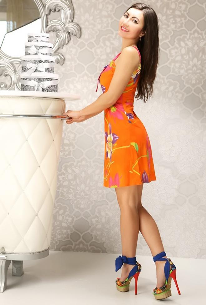 Ladies Pretty Russian Bride 44